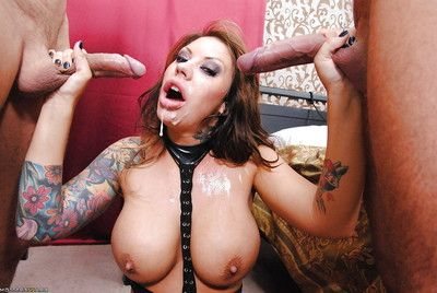 Colossal titted MILF girl Mason Moore erotic dancing for once in a time penetration fucking action