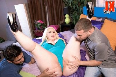 Heavy anal two men plus one female act of love fotos with klaudia kelly