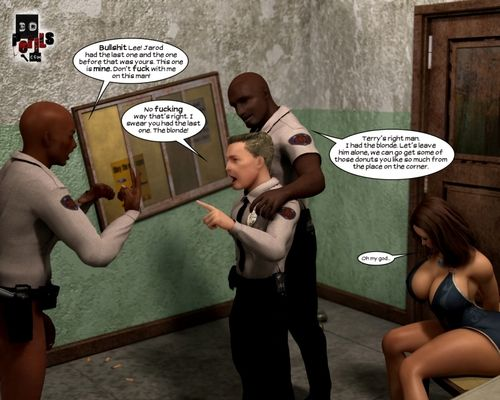 3D Perils- Assault sexually - part 2