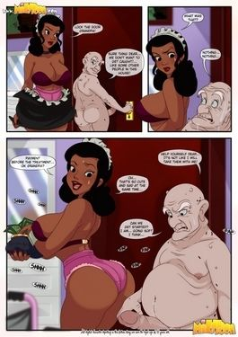 Milftoon- Chum around with annoy Milftoons 2