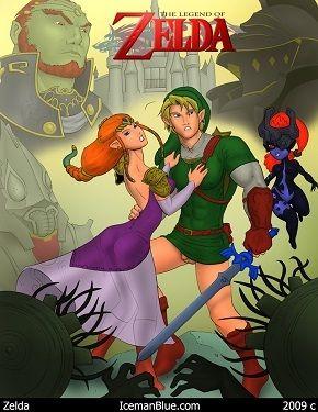 Transmitted to Legend be proper of Zelda