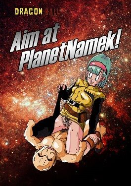 Aim at Mother earth Namek
