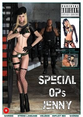 Zzomp- Special Ops Jenny