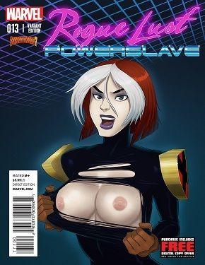 Hero Lust- Powerslave