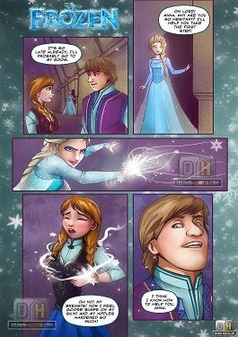 Disney – Frozen