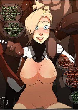 Sillygirl Mercy the Casting- Sinner