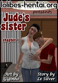 Jude's sister – Birthday's gift