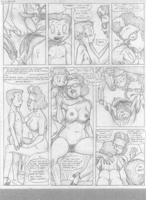 PBX- Along to Incest Diaries - part 2