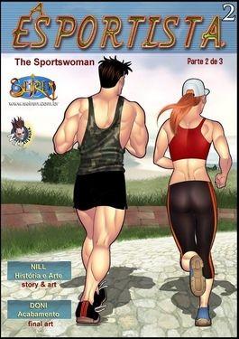 Sportswoman 2- Accoutrement 2 (English)