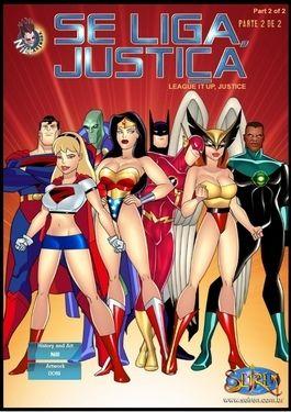 Dramatize League,Justice 2 (English)- Seiren