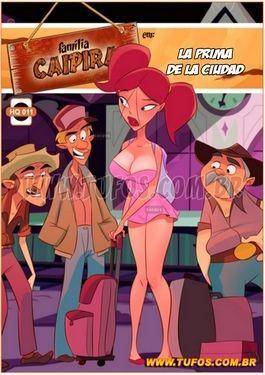 Familia Caipira 11 (Spanish)