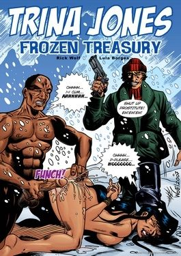 Trina Jones- Frozen Treasury