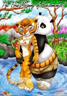 Kung Fu Panda- True Acutance of Awesomeness