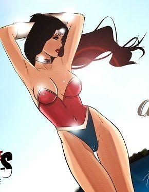 Justice League- Slave Crisis 4