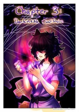 Crescentia Ch.3- Darkness Within