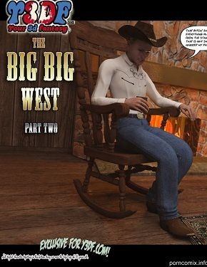 Y3DF- The Big Big West 2