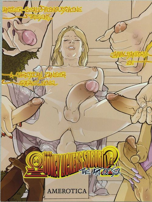 [Christian Zanier] Honey Lickers Truncheon 2 (Color)