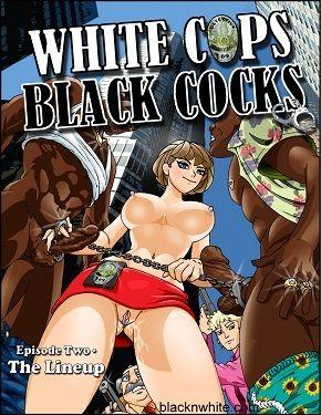 White Cops Baneful Cocks 2