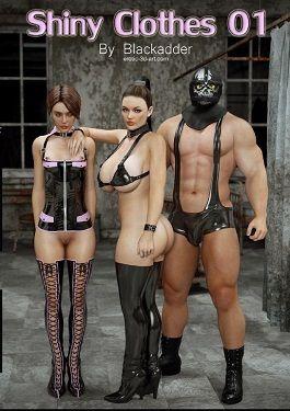 Blackadder- Glorious Clothes