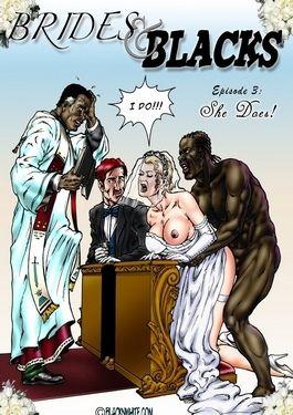 Brides and blacks 3- BNW