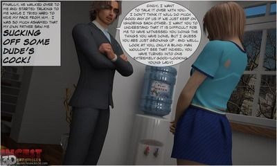 Daddy's Birthday- IncestChronicles3D - part 2