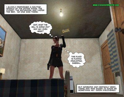Breaking Point 2- Crazyxxx3D World - part 2