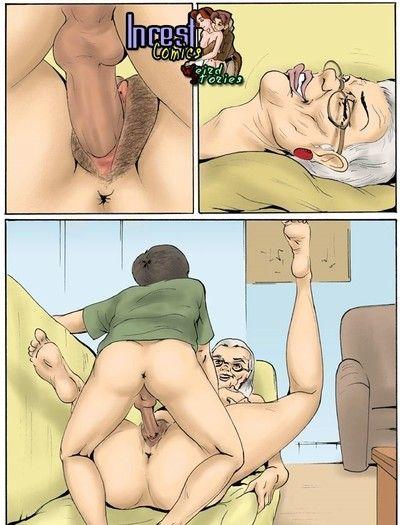 Grandma Love- Incest - part 2