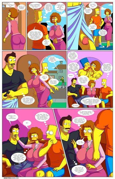 Darren's Adventure 2 (The Simpsons) - part 2
