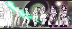 Cowgirl Transformations - part 25