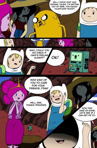 [cubbychambers] MisAdventure Time Issue #2 - What Was Missing (Adventure Time) color