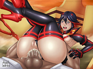 Kill la Kill Collection - part 8