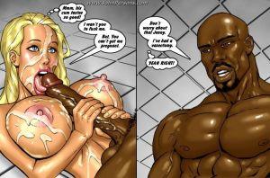 2 Hot Blondes Bet On Big Black Cocks - part 4