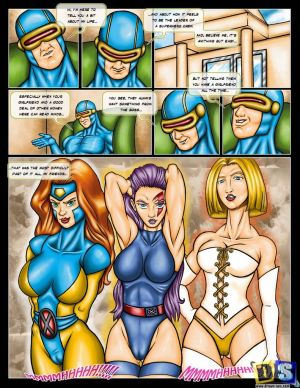 X-Men- X-Men Girls