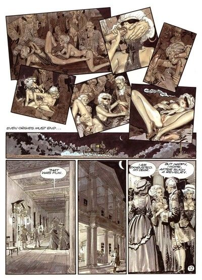 Porn comics gallery of hot scenes