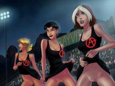 X-Men and X-Men Evolution