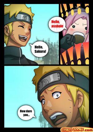 Naruto, Sakura