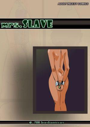 Incest- Mrs Slave