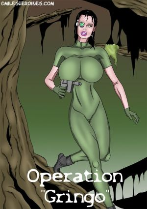 Green Barett – Operation Gringo