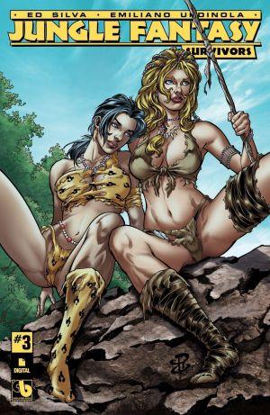 Boundless- Jungle Fantasy Survivor 3