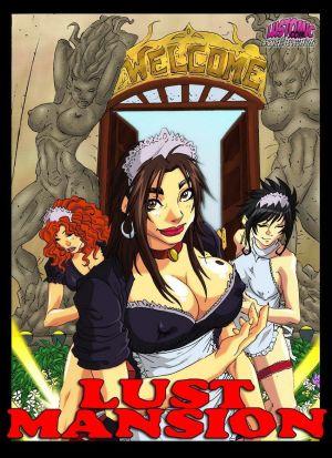 Lustomic-Lust Mansion