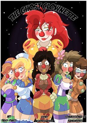 Scooby Doo – The Ghost Clownette