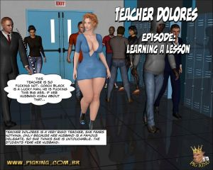 Teacher Dolores- Learning a Lesson