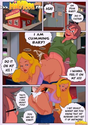Milftoon- Who the Fuck is Alice