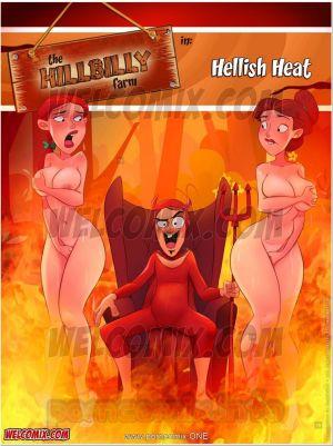 Welcomix- Hillbilly Farm 18- Hellish Heat